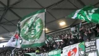 Hannover 96 - Werder Bremen 13.02.2010