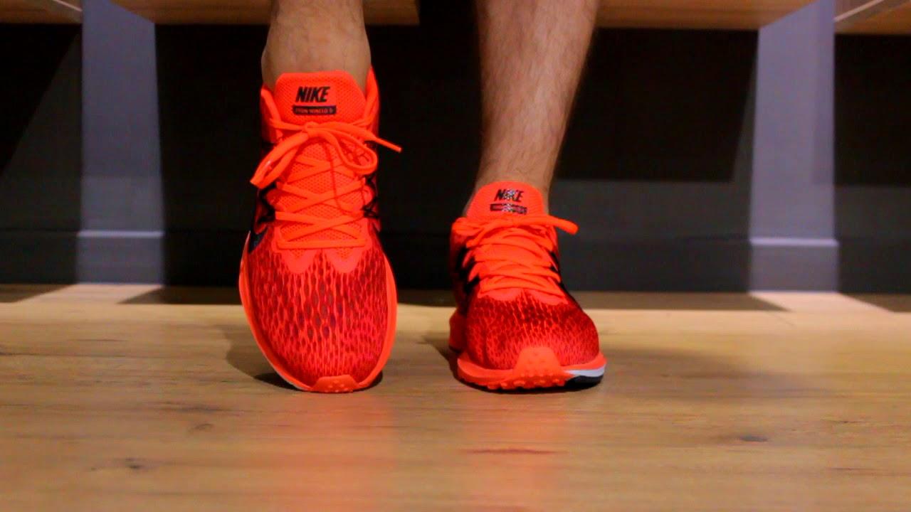 Onfeet Nike Zoom Winflo 5