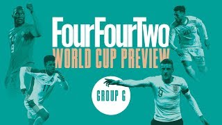 World Cup 2018 Group G Preview | England | Belgium | Panama | Tunisia