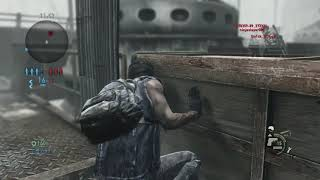 All team with 9 mm only - TLOU entire match French gameplay (pubs)