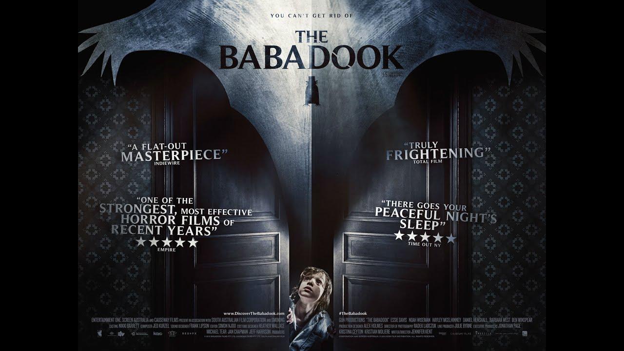 نتيجة بحث الصور عن The Babadook (2014)