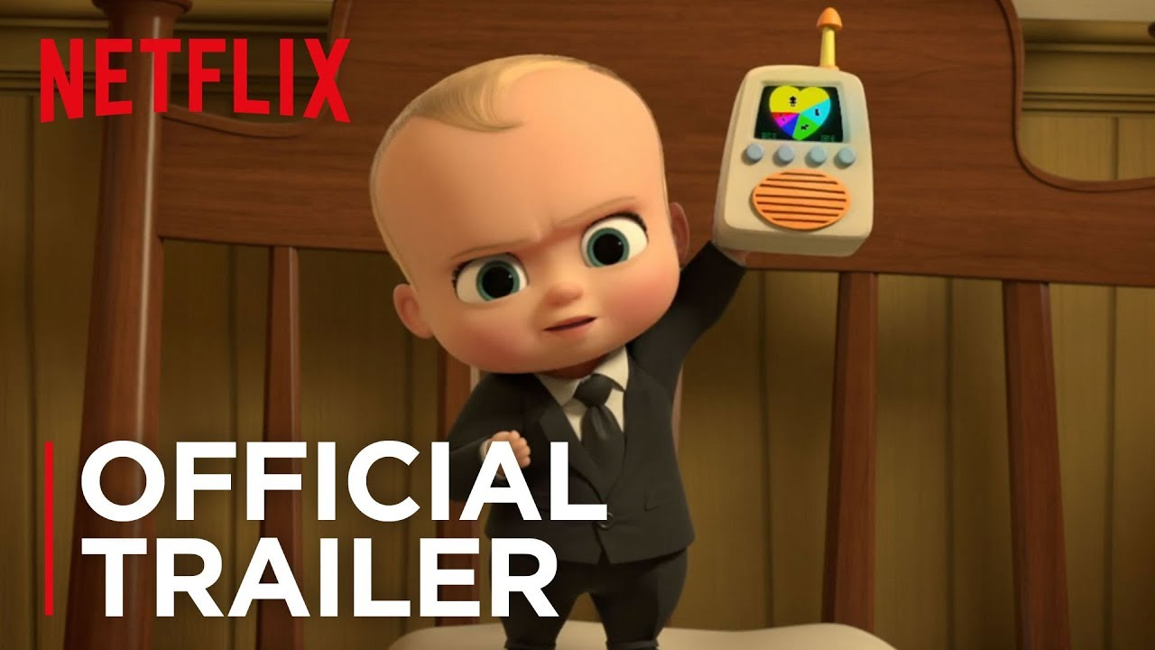 Download The Boss Baby: Back in Business | Season 2 Official Trailer [HD] | Netflix