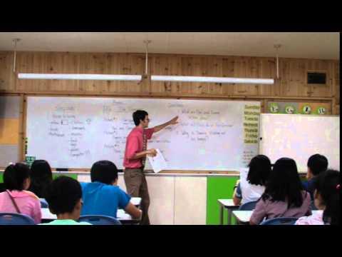 5th Grade Reading Class--ESL