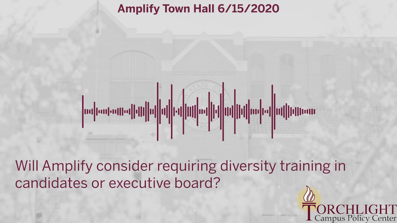 Amplify Town Hall 6/15/2020