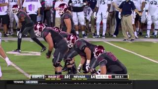 Washington State at Nevada - September 5, 2014