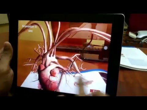 Augmented Reality  Healthcare ,Teaching , Industries ,  Construction , Learning , Education