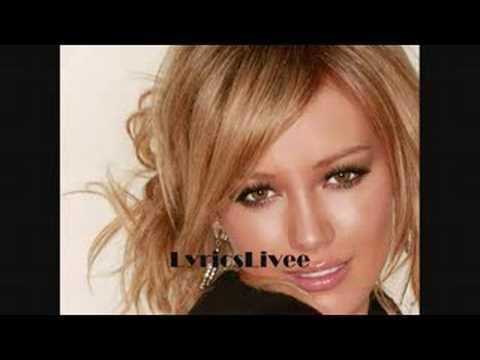The Tide is High //Hilary Duff (W/LYRICS)