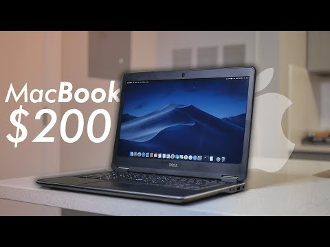 The $200 Macbook (Pro) Apple Can't Sell You | OzTalksHW