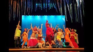 Under The Sea - The Little Mermaid Capuchino High School