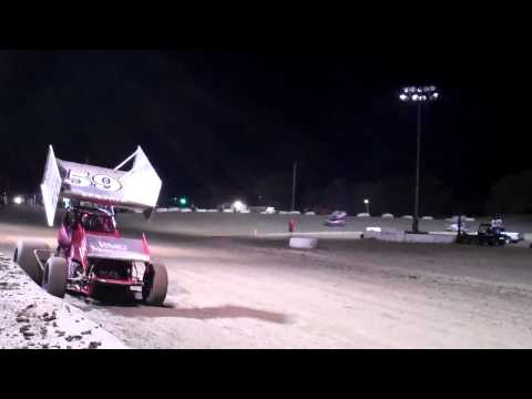 Sprint Series of Texas @ 85 Speedway A Main 10 08 2011x2