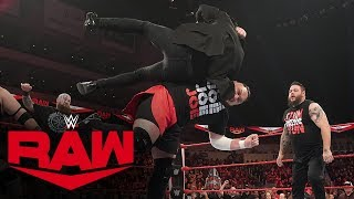 The Monday Night Messiah welcomes his newest disciple: Raw, Jan. 20, 2020