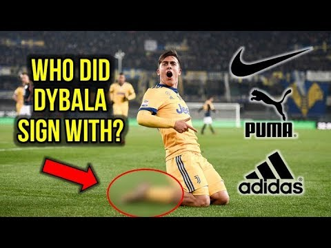 8f5bac504603 PAULO DYBALA FINALLY SIGNS A NEW BOOT DEAL! - YouTube