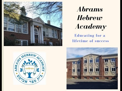 Highlights of Abrams Hebrew Academy
