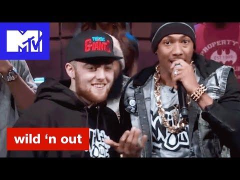 Mac Miller Rides the Coattails of Eminem's Diss | Wild 鈥楴 Out | #Wildstyle