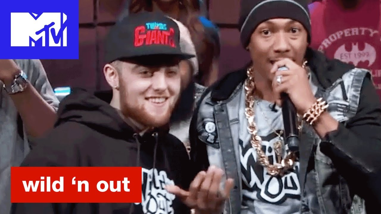 Mac miller rides the coattails of eminems diss wild n out mac miller rides the coattails of eminems diss wild n out wildstyle m4hsunfo