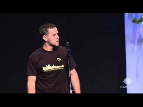 Chris Stefanick - Friday Night Keynote - 2013 Steubenville North St. Paul