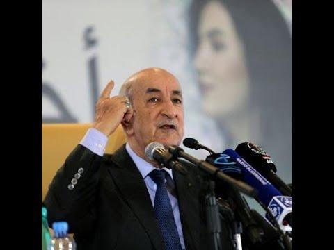 الرئيس الجزائري يعلن استعداد بلاده لاحتضان حوار بين الفرقاء الليبيين  - نشر قبل 6 ساعة