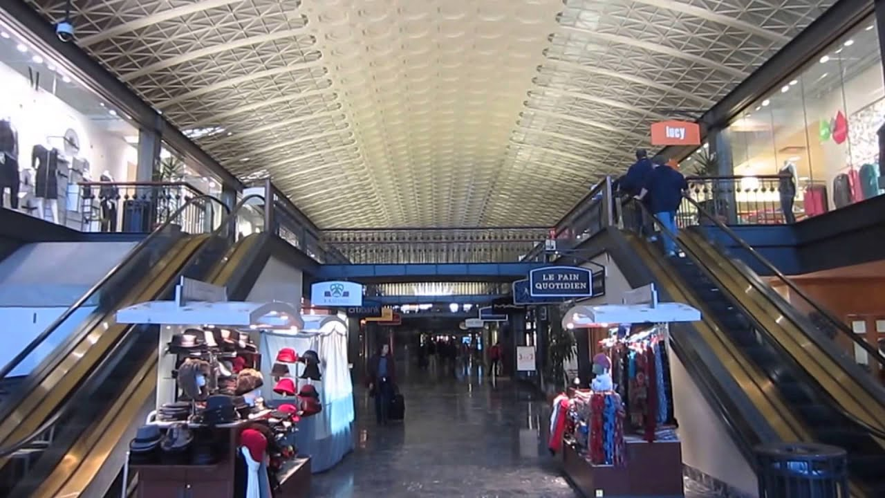 Penn Station Nyc Food Court