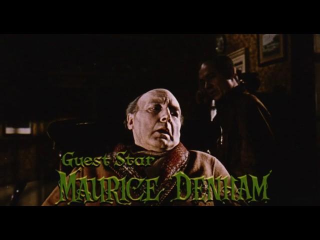TORTURE GARDEN - (1967) HD Trailer