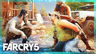 Far Cry 5 #8 - Перебежчик