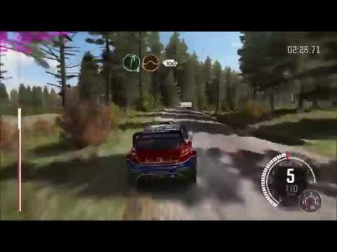 Dirt Rally 60fps   Intel i5 2500k + Asus Matrix GTX 980ti Platinum   max settings
