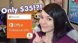 Download lagu MS Office 2016 Pro - $35 - How to Buy, Download, & Activate!