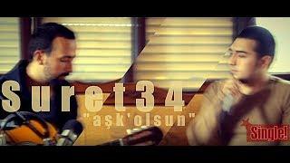 Suret34 | Aşk'olsun (Official Single Track-Video) 🎥