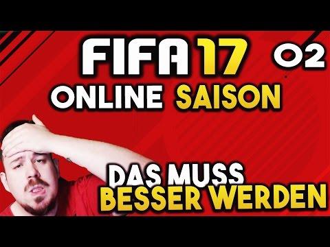 FIFA 17 Online Saison 🎮[ 02] DAS MUSS BESSER WERDEN !!! | Fc Bayern München | Jack Danyal™