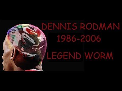 Dennis Rodman : 1986 - 2006 Highlights