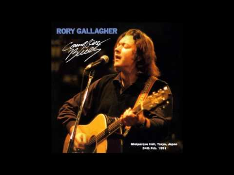 Rory Gallagher - Tokyo 1991