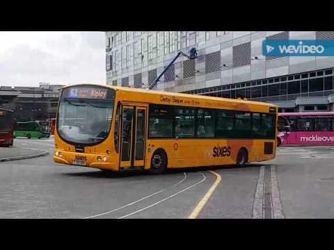 Nottingham Gas Bus Launch VLOG
