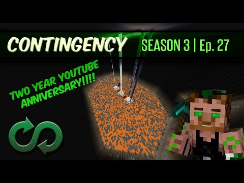 Contingency S3E27 - Zisteaunian Floor and 2 Year Anniversary!