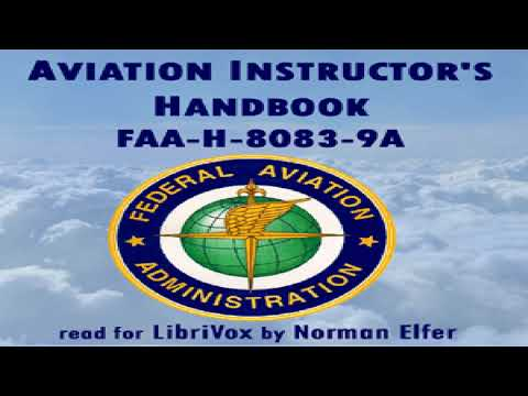 Aviation Instructor's Handbook FAA-H-8083-9A | Federal Aviation Administration | English | 1/9