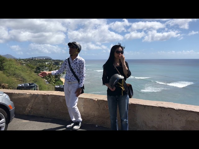Kaimuki & Diamon Head 2 8 2019