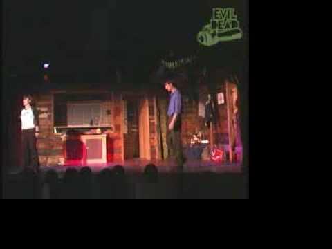 Evil Dead The Musical : Housewares Employee
