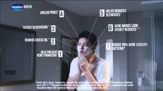 Vaseline Men Anti-Acne Face Wash