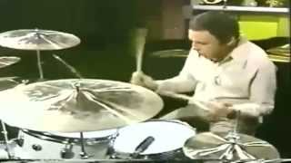 Drum Duel - Buddy Rich vs Louie Bellson