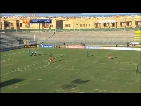 Al Ahly vs Coton Sport - 2013 CAF Champions League