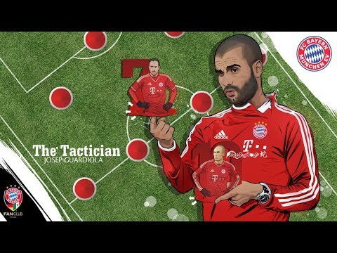 FIFA 18 - Custom Tactics - Play Like Guardiola's Bayern Munich