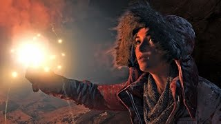 Rise Of The Tomb Raider Walkthrough Part 2 | Rise Of The Tomb Raider Ending (xbox One)
