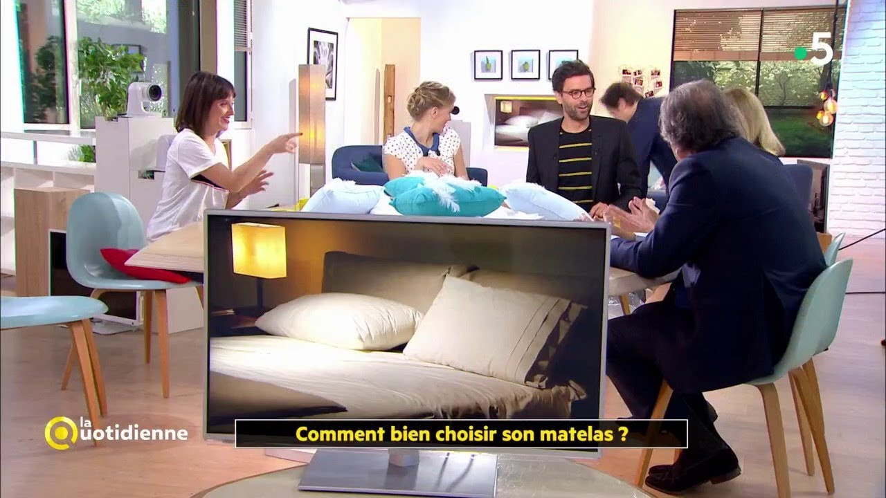 comment bien choisir son matelas youtube. Black Bedroom Furniture Sets. Home Design Ideas