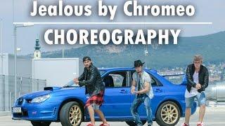 Norbert Grofčík choreography   Jealous by Chromeo   PHANTOMS CREW