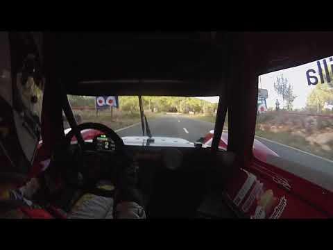 Javi Villa se proclamó Campeón de España de Montaña, por séptima vez. El piloto de Colunga se impuso en Ibiza, en una subida que puedes hacer con él en este vídeo.