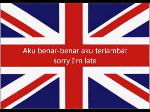 Pelajaran Bahasa Inggris: Terima kasih dan permintaan maaf