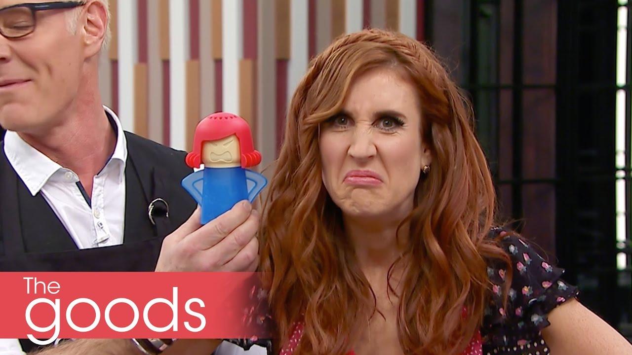 Chris hyndman hair piece - As Seen On Tv Kitchen Gadget Test Drive The Goods Cbc Life