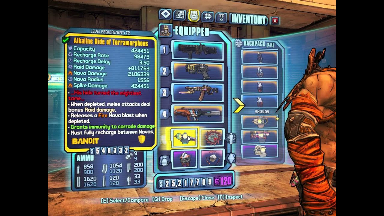 Borderlands 2 level 72 melee krieg build Free Download Video