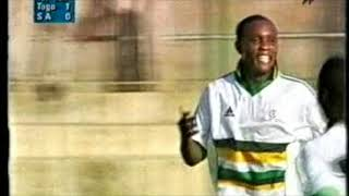 Togo vs SA - 2000 Olympics Qualifier