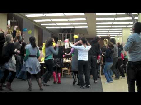 Flashmob Barbra Streisand: Operation 404