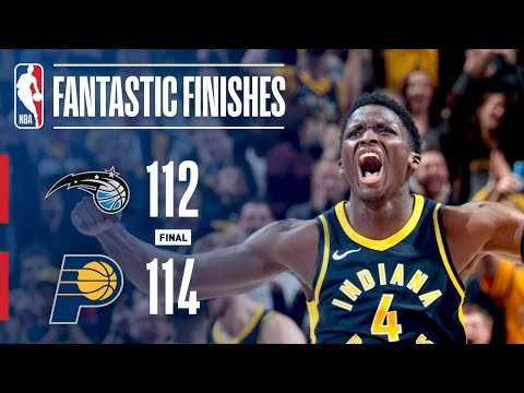 The Magic and Pacers Have a Close One in Indiana | January 27, 2018