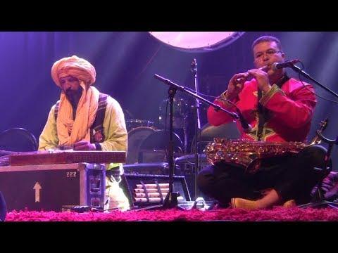 Inouraz (Maroc)  à Visa for Music - Rabat 24/11/2017